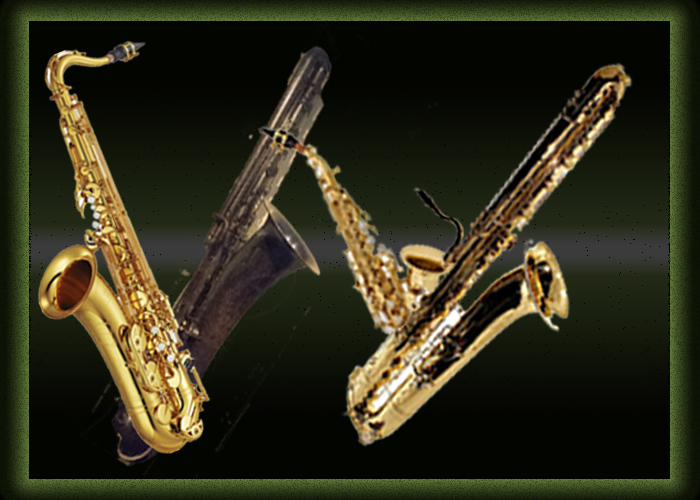 Types of Saxophones