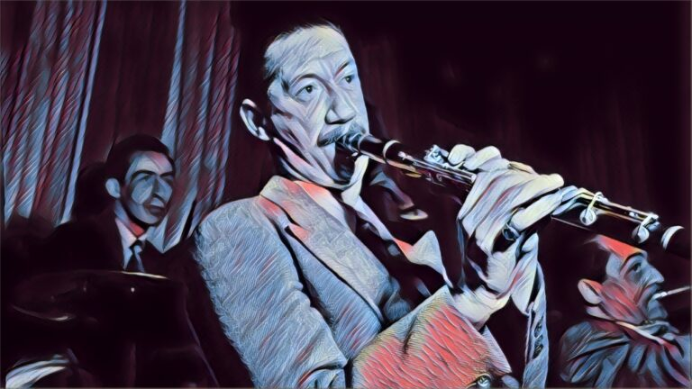 Remembering Clarinet Great: Pee Wee Russell