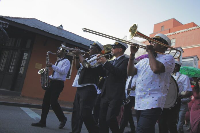 People Playing Wind Instruments 2431376