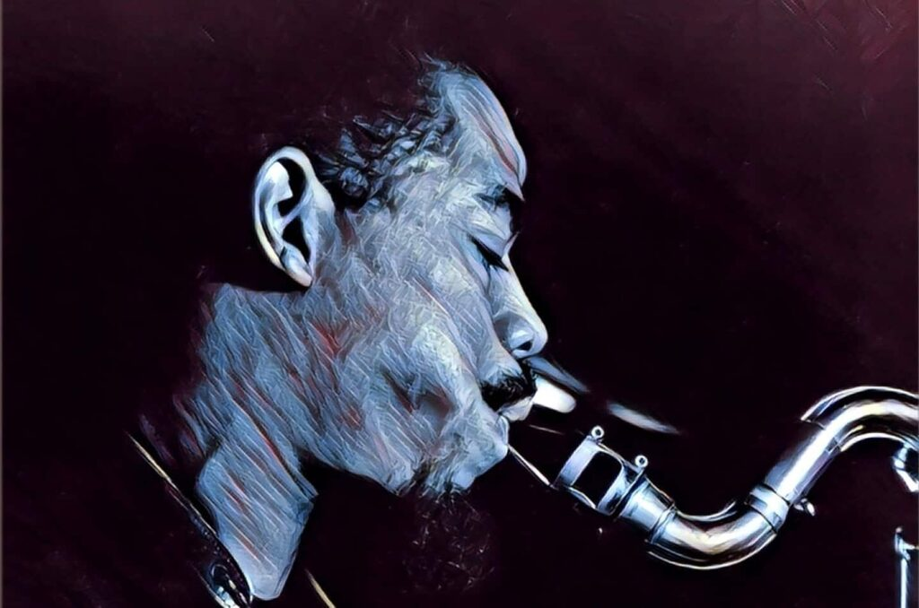 Eric Dolphy Bass Clarinet