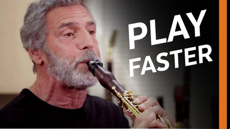 How to Play Faster on the Clarinet with Jazz Artist Eddie Daniels